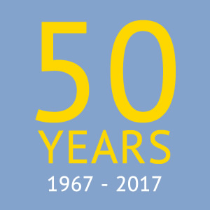 50 years high quality manufacturing