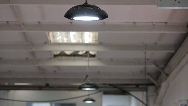 low energy use LED lighting