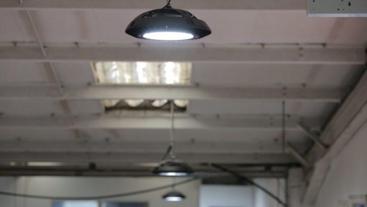 low energy use LED lighting