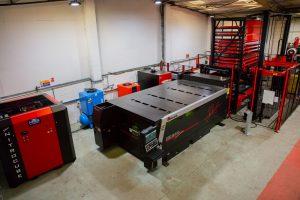 Amada Fiber Laser machine